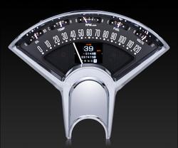 Dakota Digital 1955-1956 Chevy Car RTX Instrument System