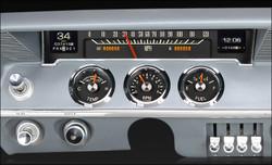 Dakota Digital 1961-1962 Chevy Impala RTX Instrument System