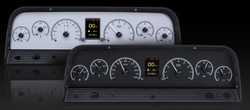 Dakota Digital 1964-1966 Chevy Truck HDX Instrument System