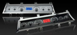 Dakota Digital 1966-1967 Chevelle/El Camino VHX Instrument System