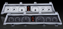 Dakota Digital 1966-1967 Chevelle/El Camino HDX Instrument System