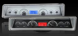 Dakota Digital 1966-1967 Chevy Nova VHX Instrument System