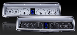 Dakota Digital 1966-1967 Chevy Nova HDX Instrument System