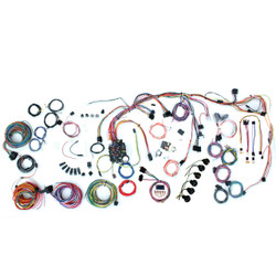 "American Autowire 1968 Chevrolet Nova ""Classic Update"" Complete Wiring Kit (AME-510201)"