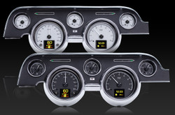Dakota Digital 1967-1968 Ford Mustang HDX Instrument System