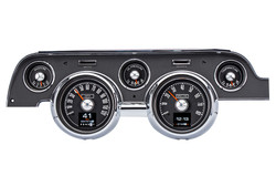 Dakota Digital 1967-1968 Ford Mustang RTX Instrument System