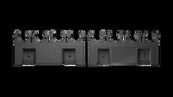 BAD Innovations Ford 8mm Black Spark Plug Wire Mount