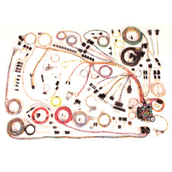 "American Autowire 1965 Chevrolet Impala ""Classic Update"" Complete Wiring Kit (AME-510360)"