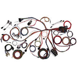 "American Autowire 1967-1968 Ford Mustang ""Classic Update"" Complete Wiring Kit (AME-510055)"