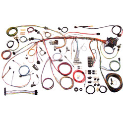 "American Autowire 1970 Ford Mustang ""Classic Update"" Complete Wiring Kit (AME-510243)"