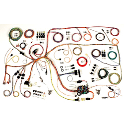 "American Autowire 1960-1964 Ford Falcon & 1960-1965 Mercury Comet ""Classic Update"" Complete Wiring Kit (AME-510379)"