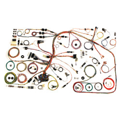 """American Autowire 1967-1972 Ford Truck """"Classic Update"""" Complete Wiring Kit (AME-510368)"""