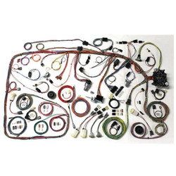 "American Autowire 1973-1979 Ford Truck & 1978-1979 Ford Bronco* ""Classic Update"" Complete Wiring Kit (AME-510342)"
