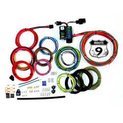 American Autowire Route 9 Universal Wiring Kit (AME-510625)