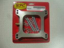 "RPC 1"" Carburetor Spacer with PCV Fitting Kit"