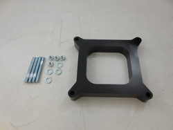 "RPC 1"" Carb Spacer with Gasket, Open Center"