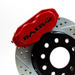 "BAER Brake Systems 11"" Front SS4+ Brake System (BAE-11SS4+BS)"