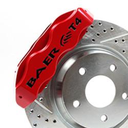 "BAER Brake Systems 13"" Front Track4 Brake System (BAE-13TRACK4BS)"