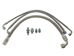 RPC Late GM Power Steering Hose Kit