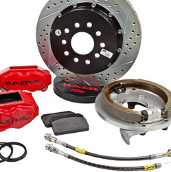 BAER Brake Systems Rear Brake Setups (BAE-REARBS)