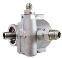 RPC GM Type II Aluminum Power Steering Pump, Satin