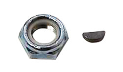 RPC GM Power Steering Pump Nut & Keyway Kit
