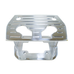 RPC Ball Milled Billet Battery Tray for Optima 34/78, Polished