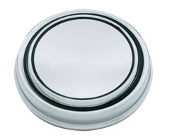 United Pacific Stainless Steel Hub Cap For 1968-69 Ford Mustang
