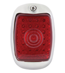 United Pacific 45 LED Tail Light w/Black Housing For 1940-53 Chevy & GMC Truck - R/H