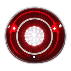 United Pacific 21 White LED Backup Light For 1971 Chevy Chevelle SS & Malibu - L/H