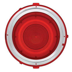United Pacific Tail Light Lens for 1970-73 Chevy Camaro - R/H