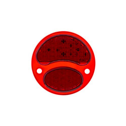 United Pacific 31 LED Red Sequential Tail Light, R/H For 1928-31 Ford Car