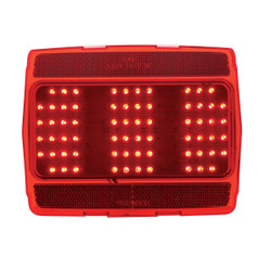 United Pacific  68 LED Sequential Tail Light Lens For 1964-1/2-66 Ford Mustang