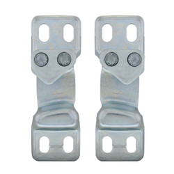 United Pacific  Door Latch Striker Plates For 1952-59 Chevy & GMC Truck (Pair)