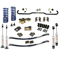 Ridetech StreetGrip Suspension System for 1955-1957 Chevy Car (RID-11015010)