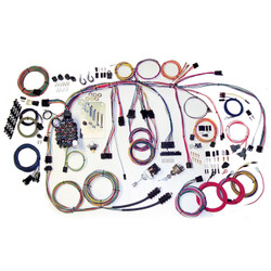 "American Autowire 1960-1966 Chevrolet Truck ""Classic Update"" Complete Wiring Kit (AME-500560)"