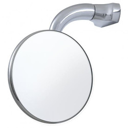 """United Pacific  3"""" Curved Arm Peep Mirror"""