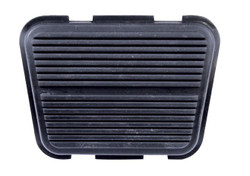 United Pacific  Deluxe Rubber Brake & Clutch Pedal Pad For 1967-72 Chevy & GMC Truck