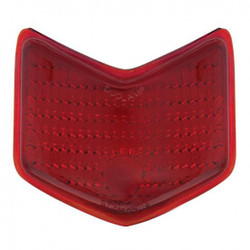 United Pacific  Glass Tail Light Lens For 1940 Ford Passenger Car