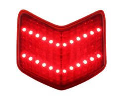 United Pacific  24 LED Tail Light Lens For 1940 Ford Car