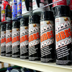 GIBBS Brand Lubricant (GIB-12-OZ-CAN)
