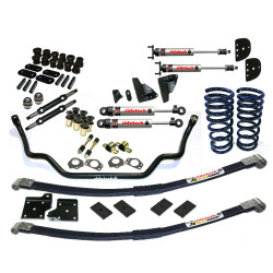 Ridetech StreetGrip Suspension System for 1967-1970 Ford Mustang (RID-12105010)