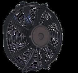 "Maradyne Champion Series Low Profile 12"" Reversible ""S"" Blade Electric Fan (DCM-M122K)"