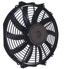 "Maradyne Champion Series Low Profile 12"" Reversible ""S"" Blade Electric Fan (DCM-M122K)"
