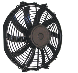 "Maradyne Champion Series Low Profile 14"" Reversible ""S"" Blade Electric Fan (DCM-M142K)"