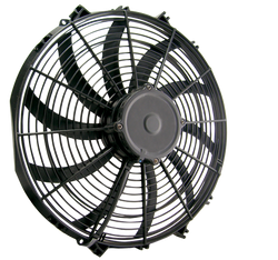 "Maradyne Champion Series Low Profile 16"" Reversible ""S"" Blade Electric Fan (DCM-M162K)"