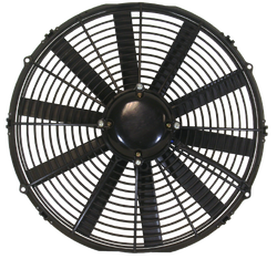 "Maradyne Challenger Series Medium Profile 16"" Puller Straight Blade Electric Fan (DCM-MC162K-STR)"