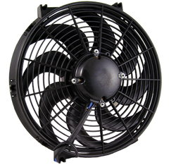 "Maradyne Challenger Series Medium Profile 13"" Reversible ""S"" Blade Electric Fan (DCM-MC136K)"