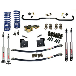 Ridetech StreetGrip Suspension System for 1955-1957 Chevy Wagon (RID-11025010)