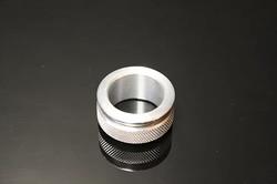 "Squeeg's Aluminum 1"" ID Ferrule with Nut (SQU-FWN-100)"